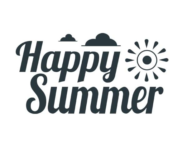 Happy Summer Everyone